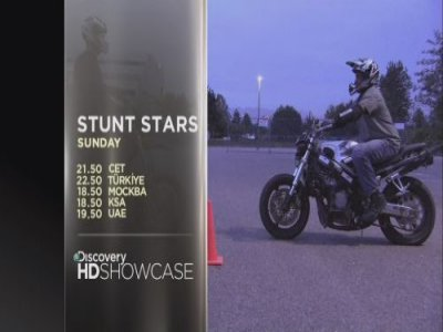 Discovery HD Showcase (Hellas Sat 2 - 39.0°E)